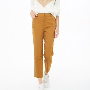 Forever 21 pants ankle trousers